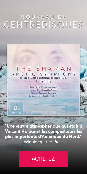 New at Centrediscs